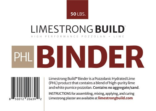 product: limestrong build binder